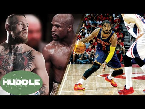 Mayweather vs McGregor; Who Wins? Is Kyrie...