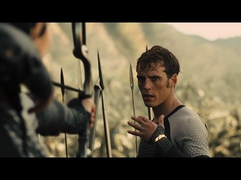 Finnick s  The Hunger Games: Catching Fire Part 1
