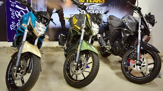 Yamaha FZS V2 models camparison|| FZS V3.0 ABS Coming?? - Price|| Mileage || Review