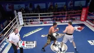 Astana Arlans Kazakhstan  vs Russia Boxing Team WSB Semi Finals Day 1 Highlights