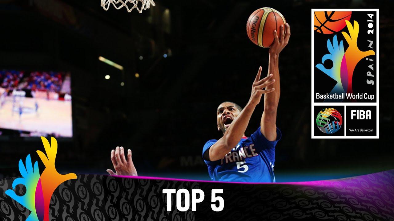 Top 5 Plays - 13 September