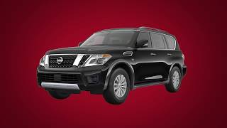 2019 Nissan Armada - NissanConnect® Services Powered by SiriusXM (if so equipped)