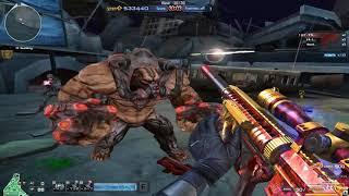 Crossfire Europe - SR25 Burning Shot | Crater Gameplay