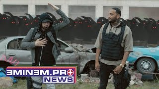 """Eminem has released a video again! Watch the """"Lucky You"""" music video from """"Kamikaze"""" album"""
