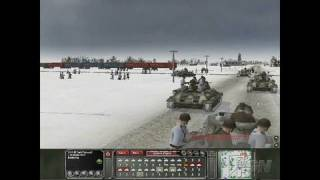 Panzer Command: Operation Winter Storm  PC Games