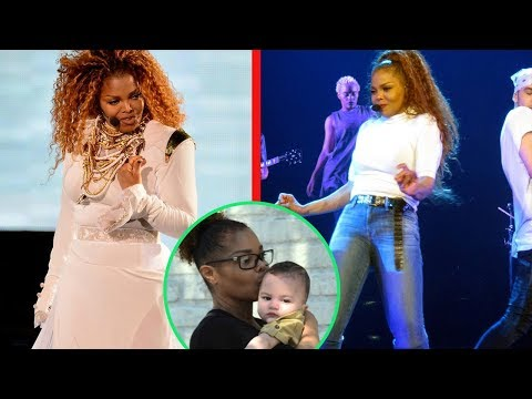 """Janet Jackson """"Shocking Slimdown"""" NOT From Plastic Surgery, Despite Speculative Report"""