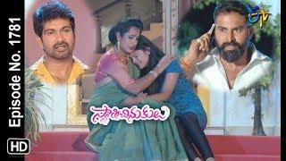 Swathi Chinukulu | 17th May 2019 | Full Episode No 1781 | ETV Telugu