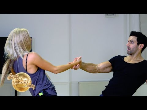 Week Five Training: Davood and Gemma - It Takes Two 2017 - BBC Two