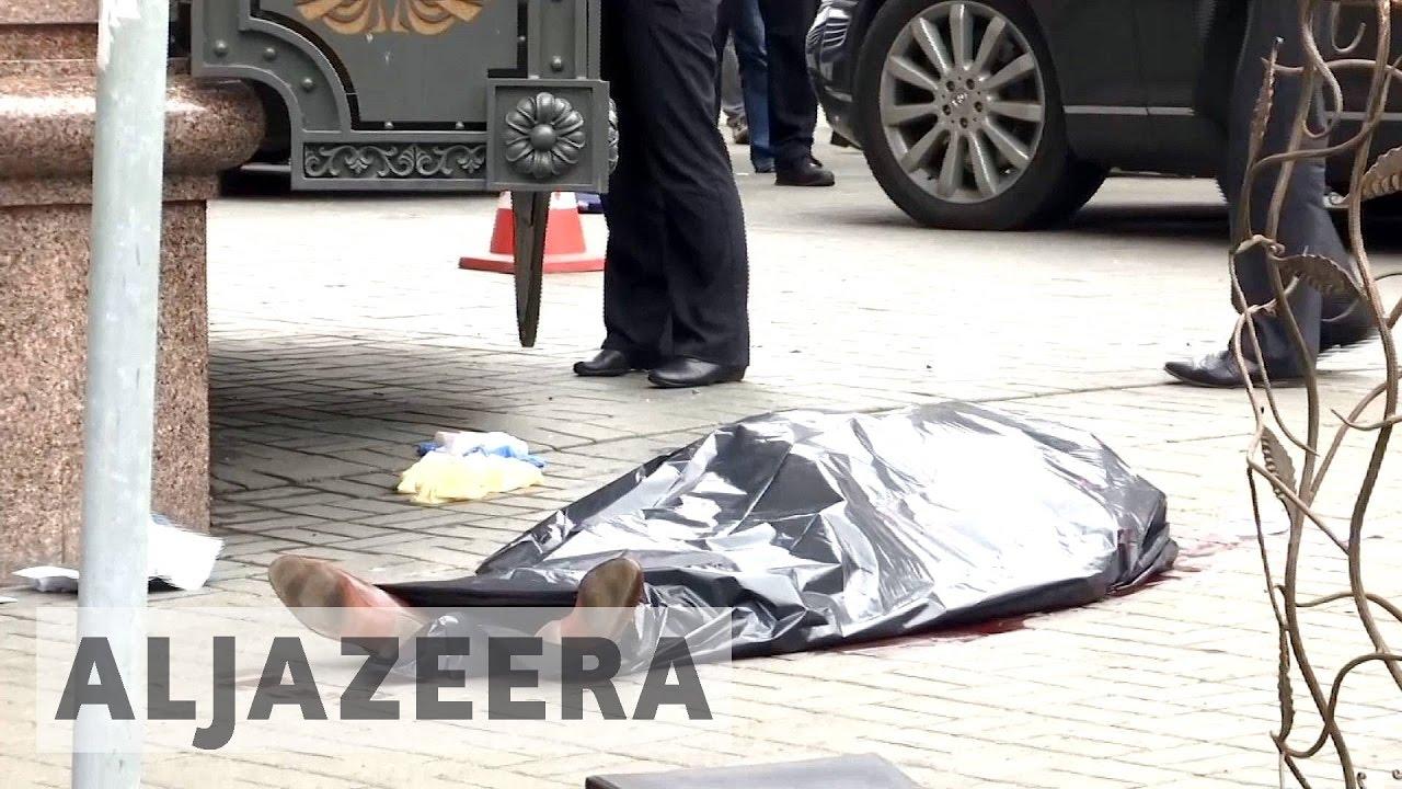 Ex-Russian MP Denis Voronenkov shot dead in Ukraine