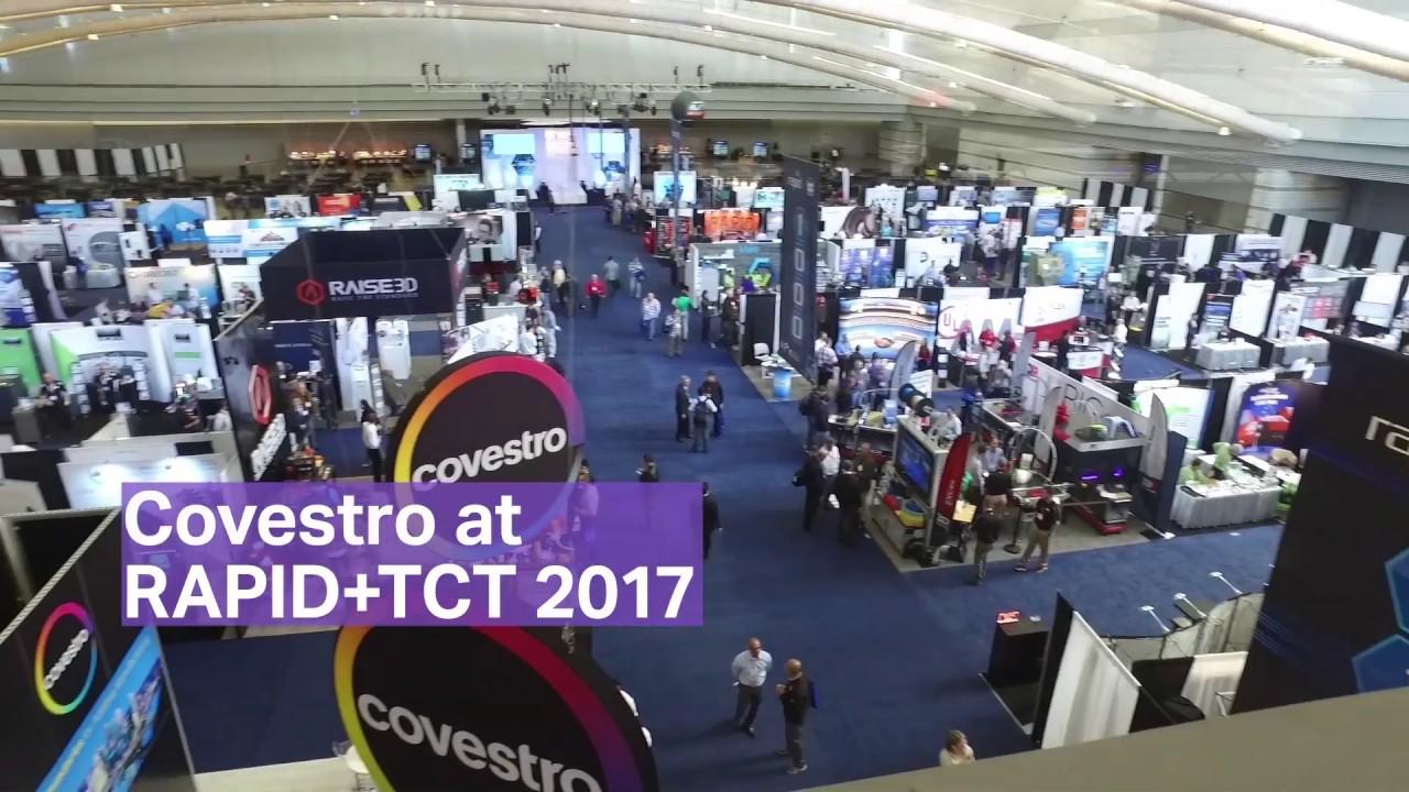 RAPID+TCT 2017 | Covestro
