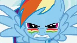 Repeat youtube video My Little Pony FiM Rainbow Dash - Firework