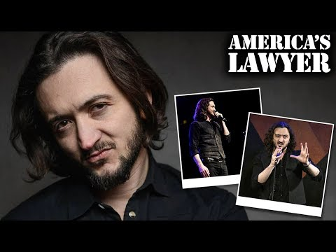 Lee Camp's New Comedy Special Highlights The Corporate Takeover Of America