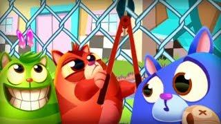 Cookie Cats™ - Tactile Games ApS Level 1-4 Walkthrough