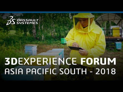 3DEXPERIENCE FORUM Asia Pacific South 2018 – ARGOS for Next Generations – Dassault Systèmes