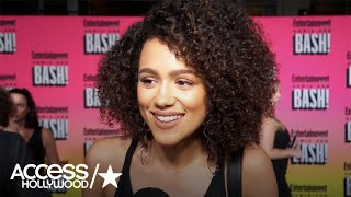 Nathalie Emmanuel Teases 'Fast & The Furious 8'
