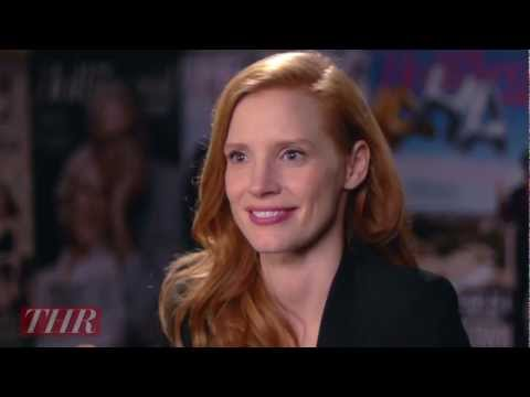 On Eve of Oscars, 'Zero Dark Thirty's' Jessica Chastain Is F