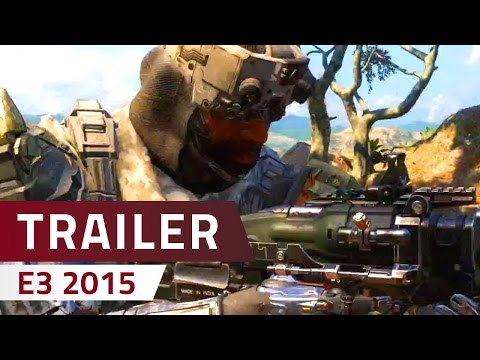 Call Of Duty: Black Ops 3 - Multiplayer-Trailer Der PS4 - E3 2015
