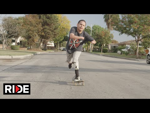 An Ode to Jon Comer - An Adaptive Skateboarding Documentary