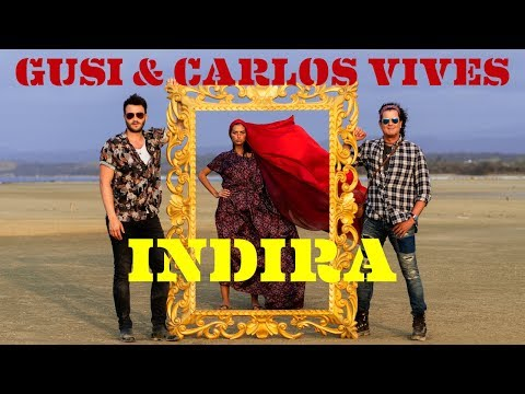 Gusi & Carlos Vives - Indira II (Video Oficial)