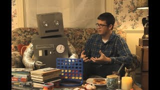 Fart Robot - short film hummor