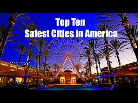 Safest Cities In America In 2020