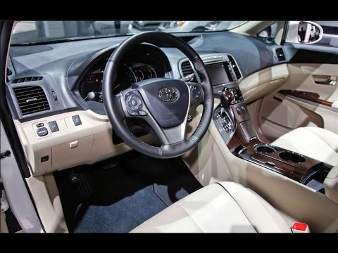 Captivating 2016 Toyota Venza Interior
