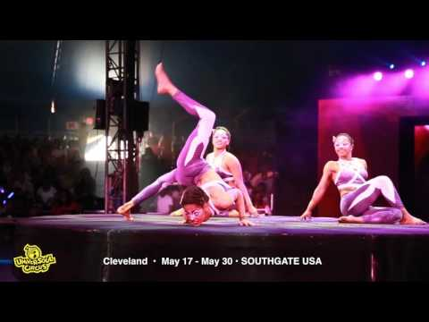 UniverSoul Circus 2016 - Cleveland