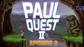 Paul Quest II - Ep02 - The Dark Times [Space Quest 2 Let's Play]