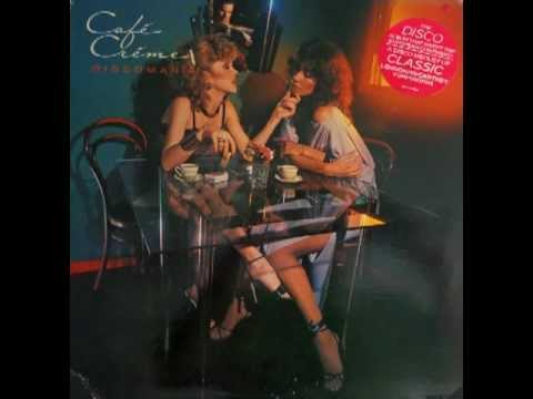 CAFE CREME   DISCOMANIA   MEDLEY 1978