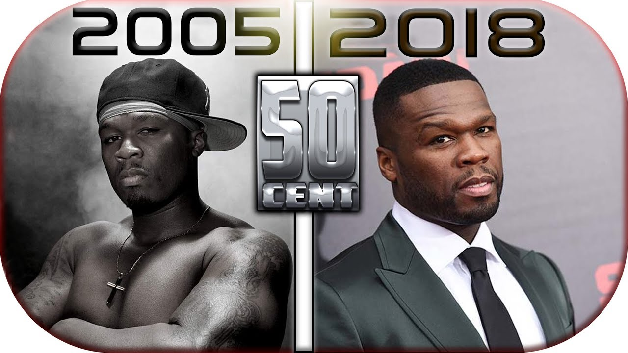 HISTORY of 50 CENT in movies (2005-2018) Evolution of ...