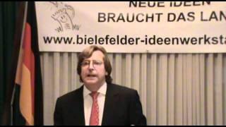Pegida-Redner Udo Ulfkotte : Wohlstandsvernichtung durch Zuwanderung (1 von 2)