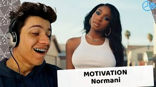 Normani - Motivation REACT