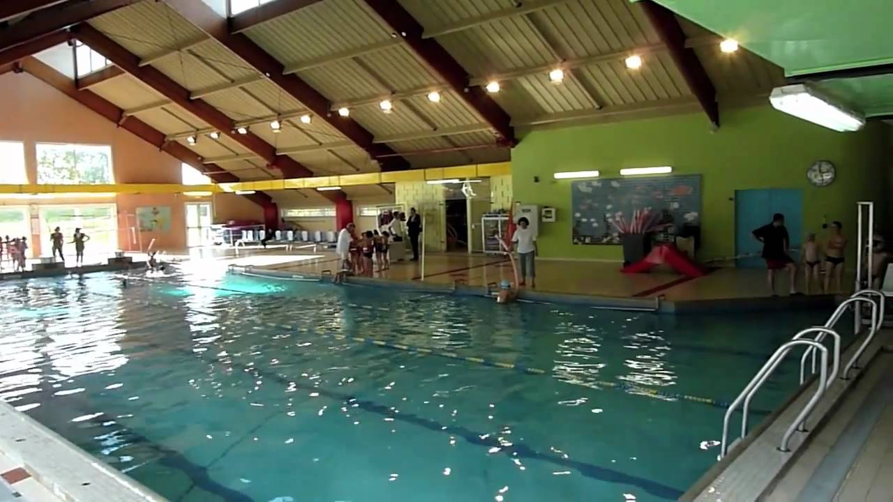 Rems piscine orgeval youtube for Piscine tiolette reims