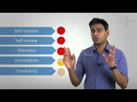 Conceptual Framework - CPA Ethics & Governance