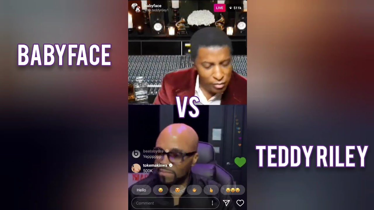 Michelle Obama Was In The Virtual Hiz-ouse For The Teddy Vs. Babyface Do Over [VIDEO]