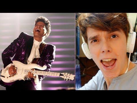 Bruno Mars ¿TOCA BIEN LA GUITARRA?
