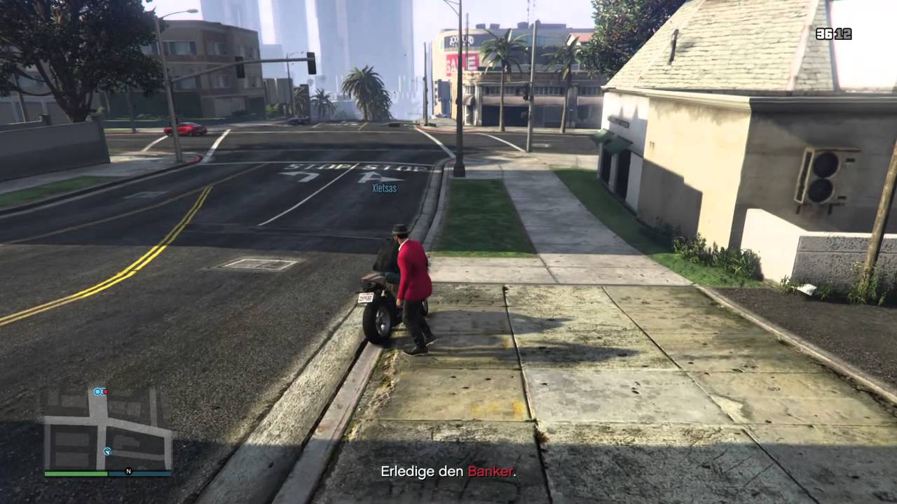 Grand Theft Auto V Einsteigen Youtube
