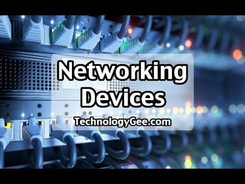 Networking Devices | CompTIA Network+ N10-007 | 2.2