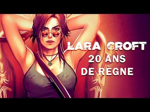 [Docu] Lara Croft : 20 ans de règne