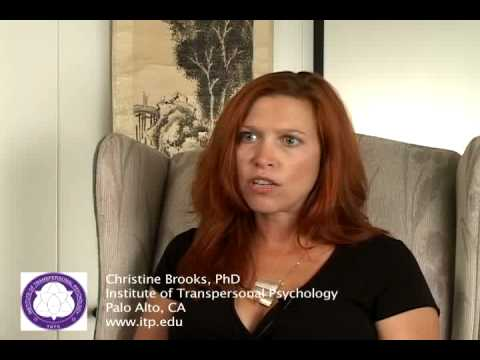 Christine Brooks for the Institute of Transpersonal Psychology