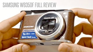 Samsung WB350F Full Review