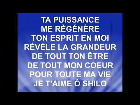 SHILO - par le groupe Gael Music