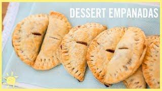 EAT | Caramel Apple Empanada (Awesome, easy kid DESSERT!)