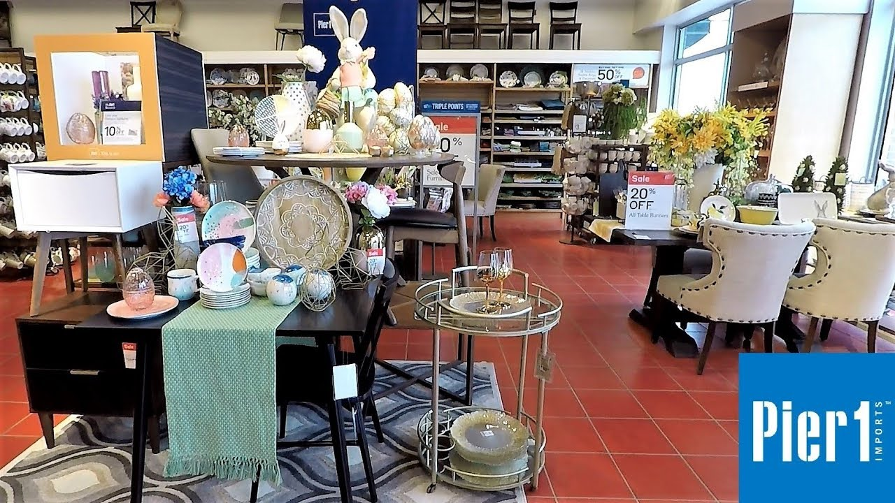 Pier 1 Imports Spring 2019 Decor Home