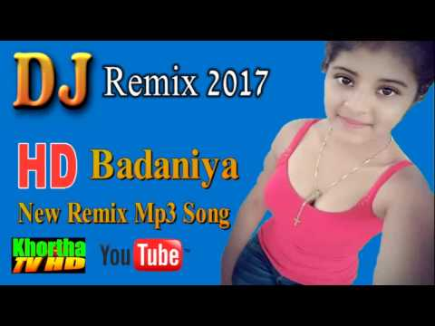 Superhit Bhojpuri Mp3 Dj Remix Video 2017 Tohaar HD Badaniya