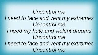Edge Of Sanity - Uncontroll Me Lyrics