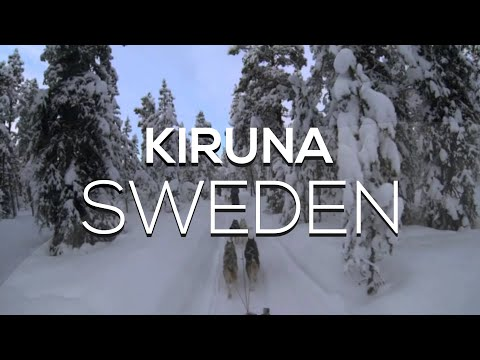 The AWESOME Vlog To Kiruna, Sweden