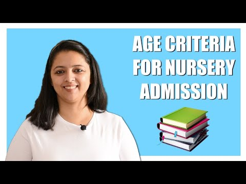 Age Criteria For Nursery Admission | Key Update For Delhi Students