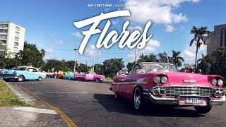 Latin Trap Beat   Flores / Guitar Latino Rap & Hip Hop Instrumental 2019