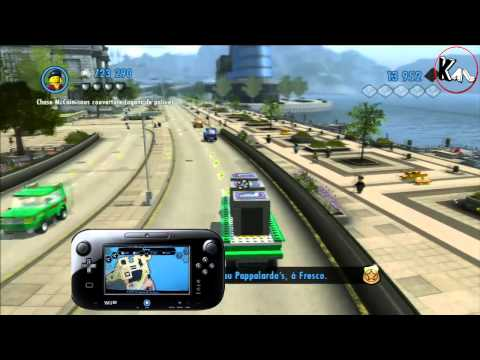 Let's Play Lego City Undercover - Debut Chap. 6 (Wii U)